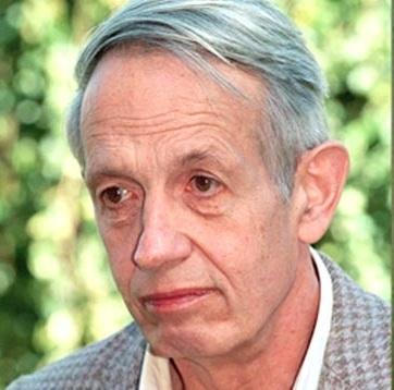 Nobelist John Nash uplifts curtain over Game Theory.