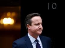 Britain's David Cameron Urges Lawmakers To Consider Airstrking Syria
