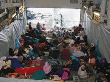 UK Considering Libya's Request To Help Stop Human Trafficking, Plans Sending Royal Navy Warship