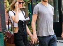 Taylor Swift Splits With DJ Boyfriend Calvin Harris