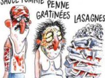 Carlie Hebdo's Latest Cartoon On Italy's Earthquake Victims Welcomes Criticisms