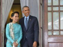 US Lifts Myanmar Economic Sanctions
