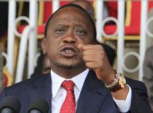 Kenyan President Uhuru Kenyatta Urges African Nations To Open Borders