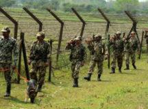Pakistan Destroys Indian Drone Trespassing Border