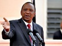 Kenyan President Uhuru Kenyatta Calls Some MPs Are Idiots In Parliament