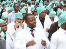 Kenyan Doctors's Salary Hike Strike Reaches 52 Days; Hospitals Deserted, Empty