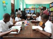 Sahara Group Renovates Pugu Secondary School Library In Tanzania