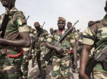 Senegalese Troops Enter Gambia; Jameh's Step Down Assured