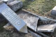 Philadelphia's Mt. Camel Jewish Cemetery Vandalized