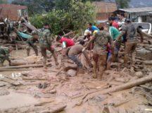 BREAKING: Massive Landslides Kill 250 In Colombia