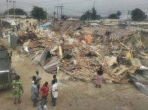 State Government Didn't Demolish Sabo Market: Lagos