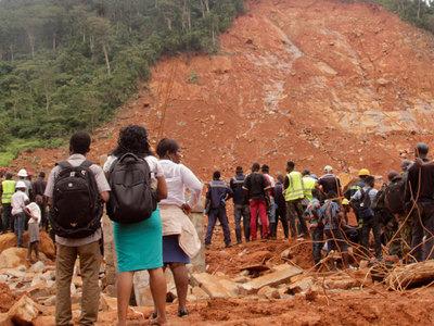 Buhari calls Sierra Leone President over mudslide tragedy