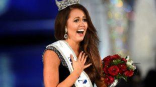 Miss North Dakota Cara Mund Is Miss America 2018
