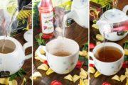 How to Make Mint Tea, Rose Tea, Spiced Anise Tea