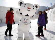 North Korean Athletes Part Of Winter Olympics In South Korea