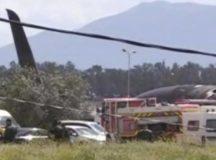 BREAKING: Algerian Transport Aircraft Crashes; 257 Dead