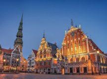 Photogenic Highlights of Riga, Capital City of Latvia