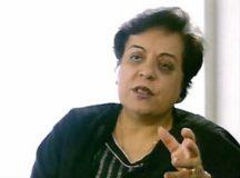 Scholar Shirin Mazari Could Be Next Pak Defence Minister