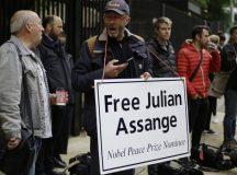 Assange sentenced 50 weeks jail term in Britain