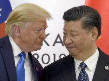 Trump meets Xi on G20 Osaka summit sidelines