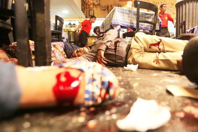 Mumbai terror