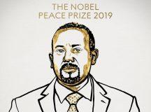 BREAKING: Ethiopian PM Abiy Ahmed wins 2019 Nobel Peace Prize