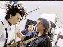 Review of Edward Scissorhands sci-fi romantic comedy movie